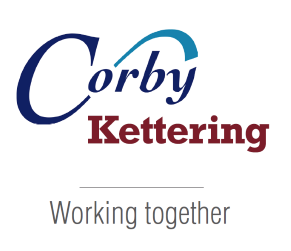 Corby and KBC Logo