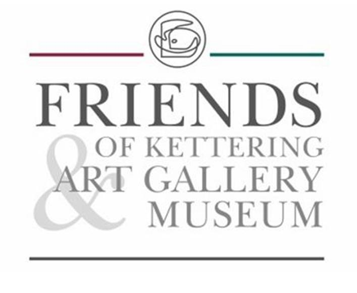 Friends of Kettering Art Gallery and Museum Logo